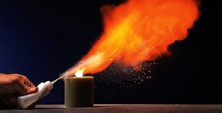 Картинки горение топлива