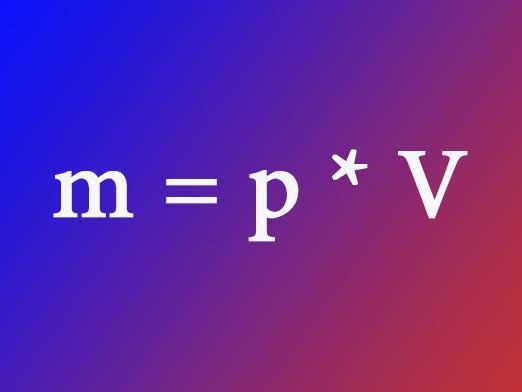 Формула перевода тонн в литры